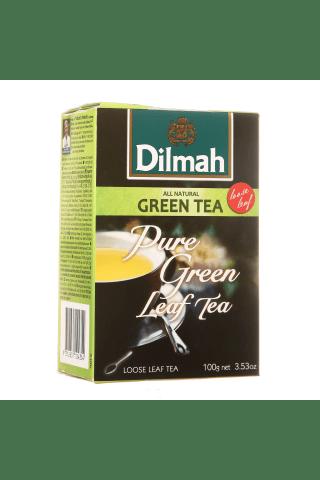 Tēja zaļā Dilmah beramā 100g