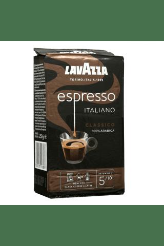 Malta kava lavazza caffe espresso, 250 g. pakelis