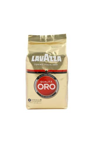 Kafijas pupiņas lavazza qualita oro, 1 kg.
