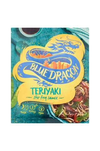 Teriyaki mērce Blue dragon 120g