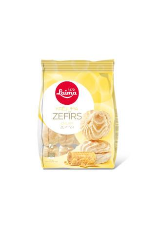 Zefyrai LAIMA grietinėlės skonio, 200 g