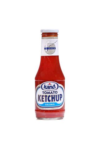 Kečups Kand saldais 520g