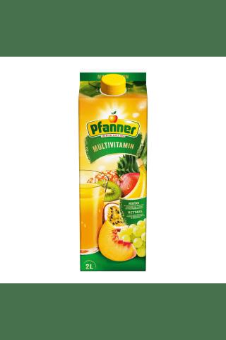 Įvairių vaisių nektaras PFANNER, 2l