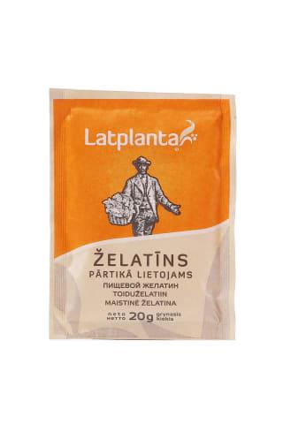 Želatīns Latplanta 20g