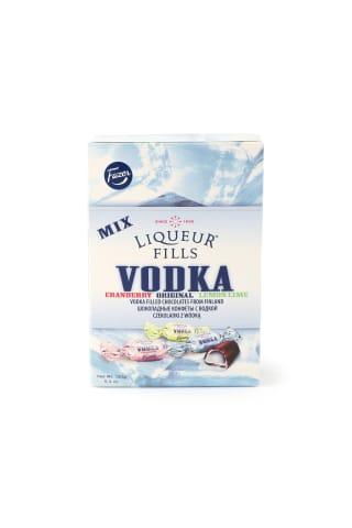Konfektes Fazer Liqueur Fills Vodka Mix 150g