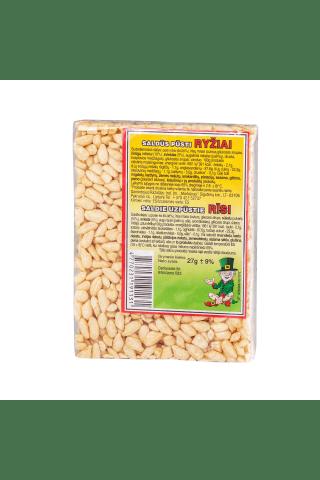 Saldūs pūsti ryžiai, 27 g