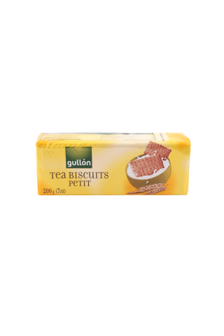 Cepumi Gullon Tea Biscuits 200g