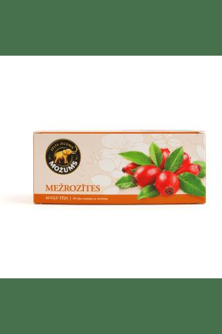 Zāļu tēja Možums mežrozīte 20tm 35g