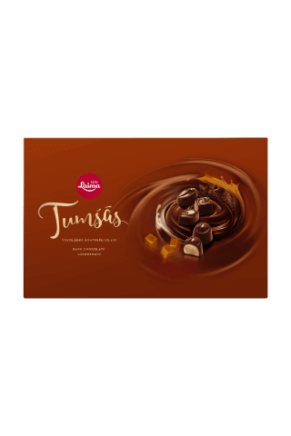 Tumšās šokolādes konfektes Laima asorti 360g
