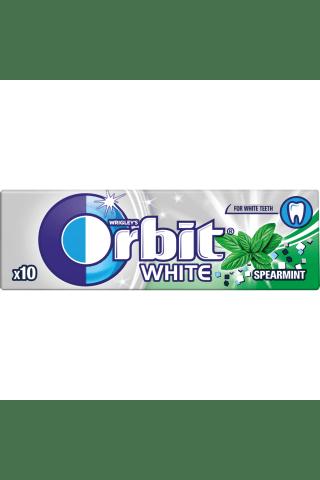 Košļājamā gumija Orbit white bez cukura 1x30