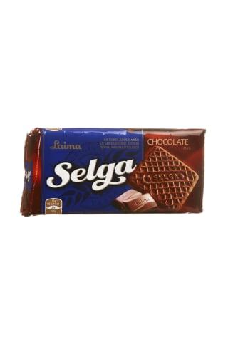 Sausainiai su šokoladiniu skoniu SELGA, 180 g