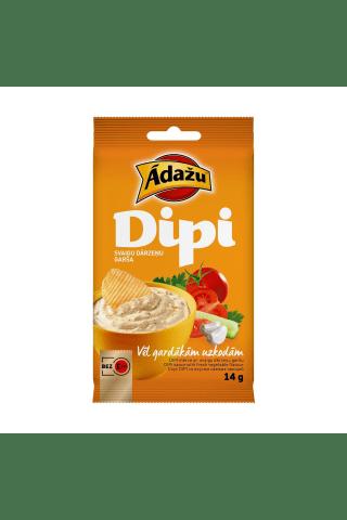 Mērcīte čipsiem Ādažu Dipi ar dārzeņiem 14g
