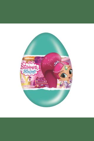 Šokoladinis kiaušinis princess ZAINI, 20 g