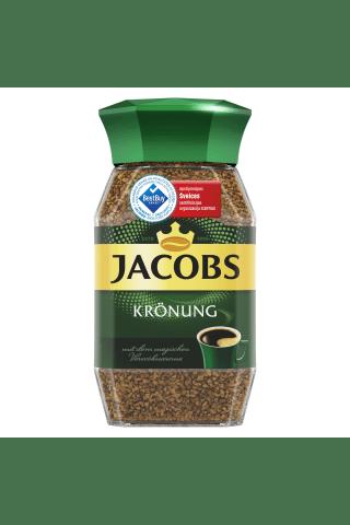Šķīstošā kafija Jacobs Kronung 200g