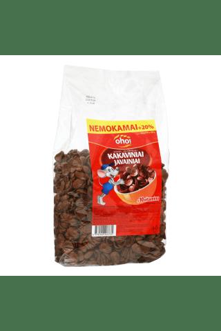 Sausi pusryčiai kakaviniai javainiai OHO, 600 g
