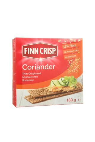 Ploni duonos traškučiai su kalendra FINN CRISP, 180 g