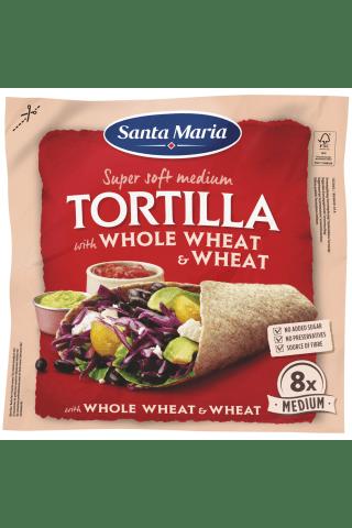 Meksikietiškos tortilijos SANTA MARIA, 320 g