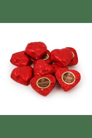 Šokolādes konfektes Sirsniņas sarkanas