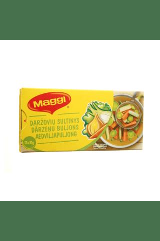 Buljons Maggi dārzeņu 120g