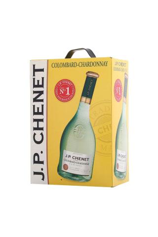 Baltvīns J.P.Chenet Original Colombard Chardonnay Cotes de Gascogne sausais 11,5% 3l