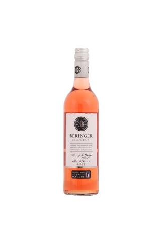 Rozā vīns Beringer Classic Ca Zinfandel saldais 9,5% 0,75l