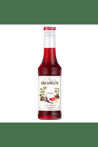 Sirupas MONIN GRENADINE, 0,25 l