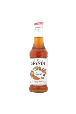 Karamelės sirupas MONIN, 0,25 l