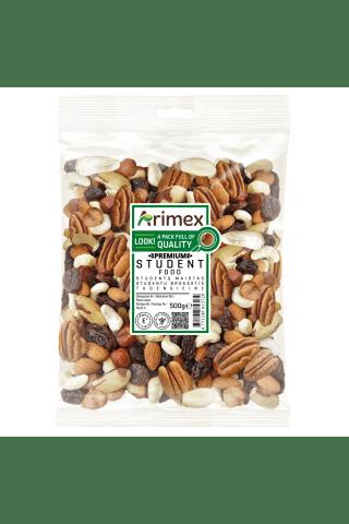 Studentų maistas premium ARIMEX po 500g