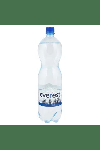 Dzeramais ūdens Everest gāzēts 1.5l