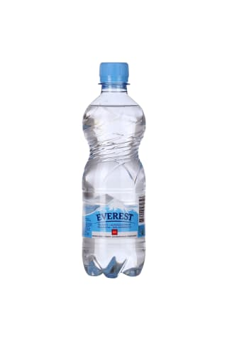 Dzeramais ūdens Everest negāzēts 0.5l