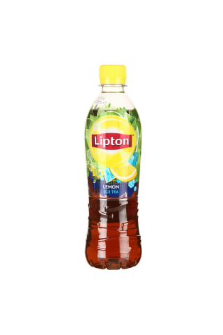 Gaivusis gėrimas LIPTON LEMON, 0,5 l