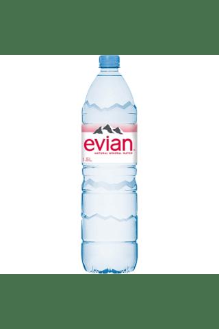 Minerālūdens Evian negāzēts 1.5l