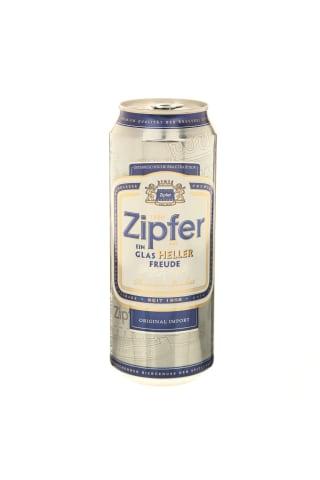 Alus ZIPFER, 5,4%, 0,5l