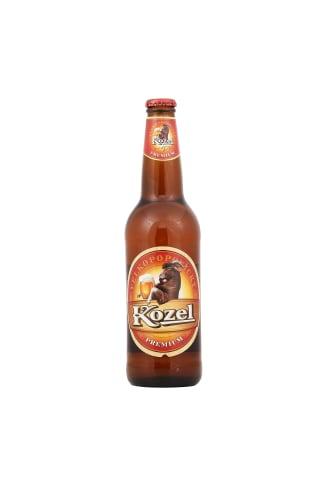 Alus Kozel premium 4.8% pud. 0.5l