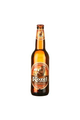 Alus Kozel premium 4.6% pud. 0.5l