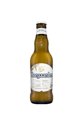 Kvietinis alus HOEGAARDEN, 4,9%, 0,33l