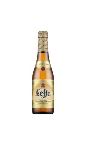 Šviesusis alus LEFFE Blonde, 6,6%, 0,33l