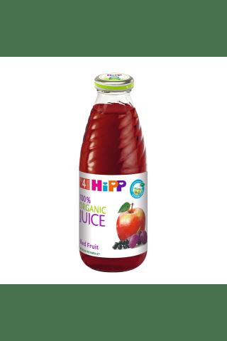 Sārto augļu sula Hipp Bio no 4 mēnešiem 500ml