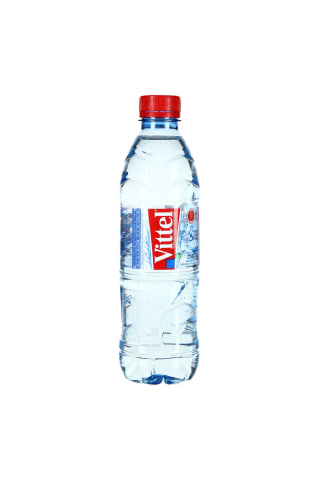 Negazuotas natūralus mineralinis vanduo VITTEL, 0,5 l