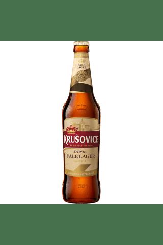 Alus Krusovice imperial 5% pud. 0.5l