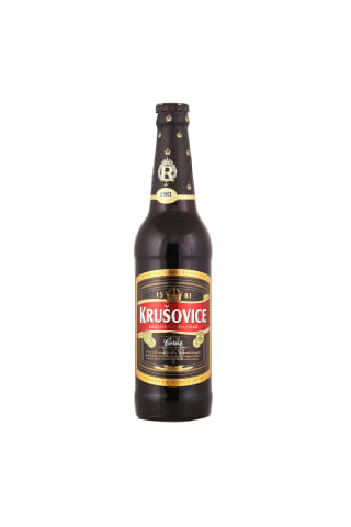 Alus Krusovice černe 3.8% pud. 0.5l