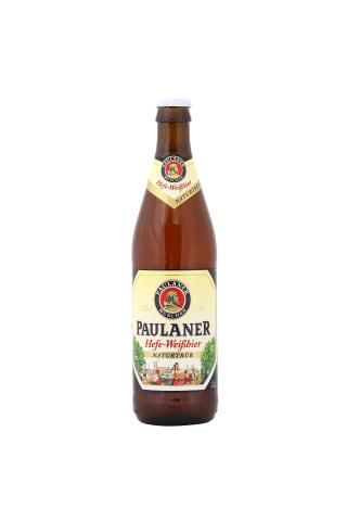 Alus Paulaner hefe weisbier 5.5% 0.5l