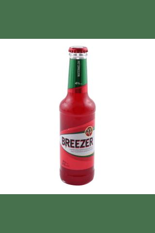 Alkoholiskais kokteilis Bacardi Breezer waterm.4% 0.275l