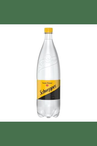 Gazuotas nealkoholinis toniko skonio gėrimas SCHWEPPES, 1,5 l