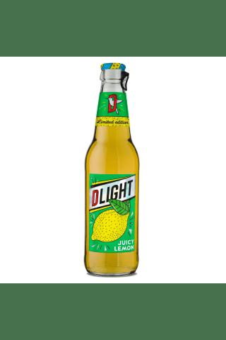 Alus dzēriens Dlight lemon 2.9% 0.33l