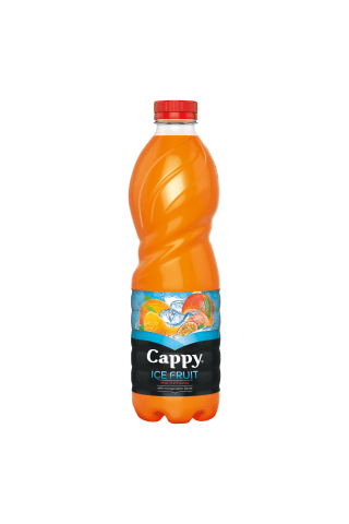 Sulas dzēriens cappy ice fruit multivitamīnu 1,5l