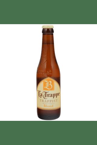 Alus La Trappe Blond Trapp 6,5 % 0,33l