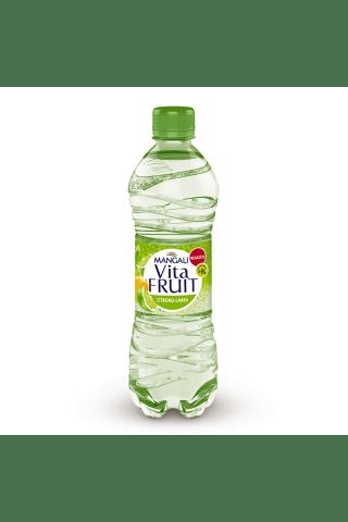 Dzeramais ūdens Mangaļi Vitafruit citronu laima 0.5l