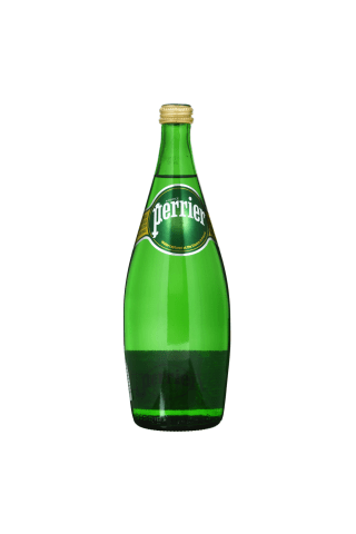 Gazuotas natūralus mineralinis vanduo PERRIER, 0,75 l