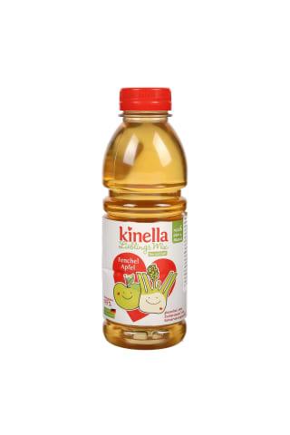 Bērnu sula Kinella ābolu no 4 mēnešiem 500ml